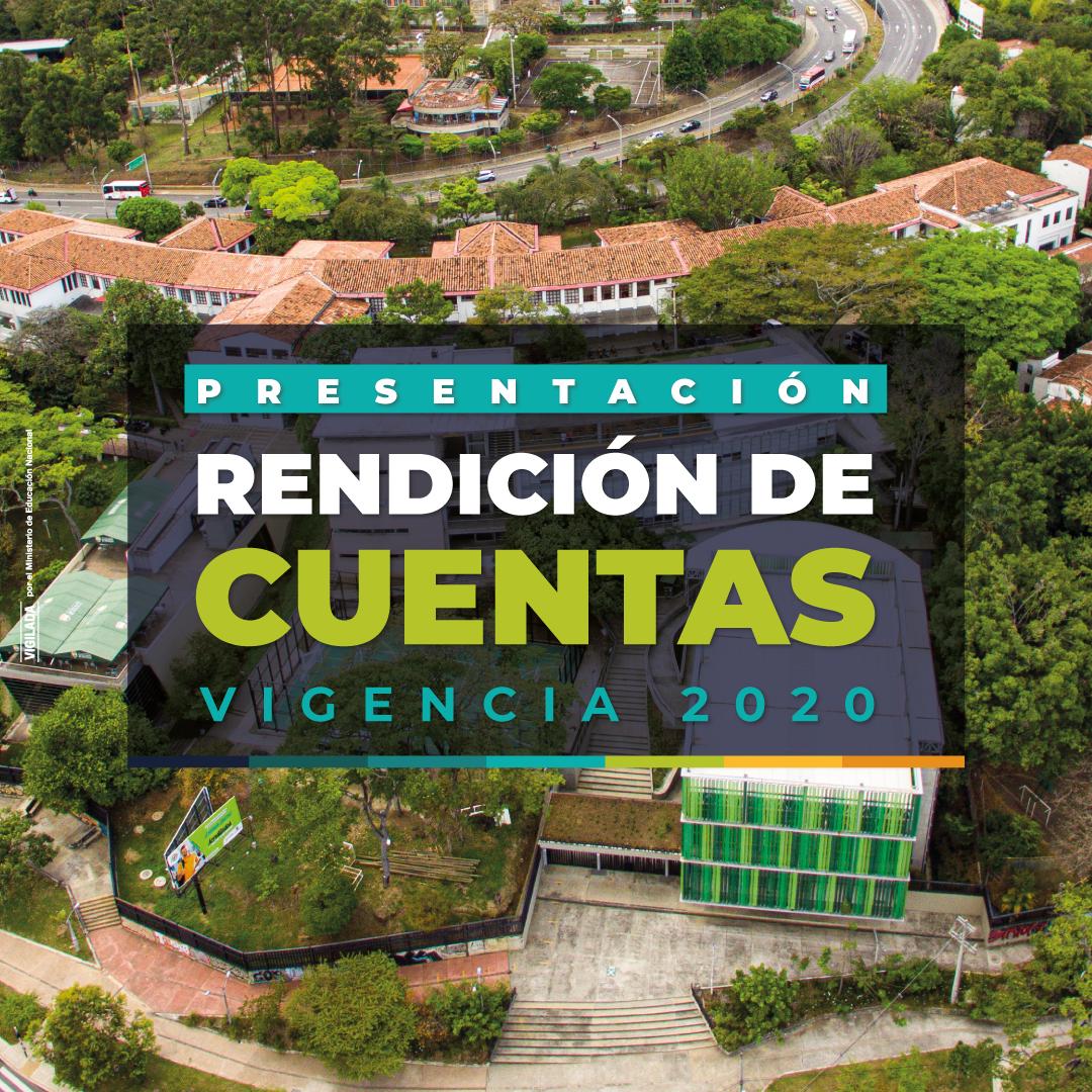 PRESENTACIÓN RENDICIÓN DE CUENTAS