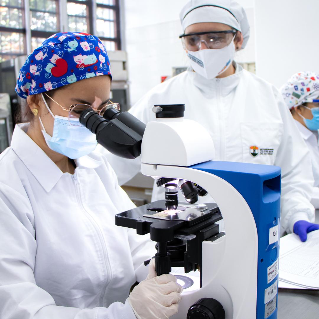 Bacteriología y Laboratorio Clínico, renueva su Acreditación en Alta Calidad
