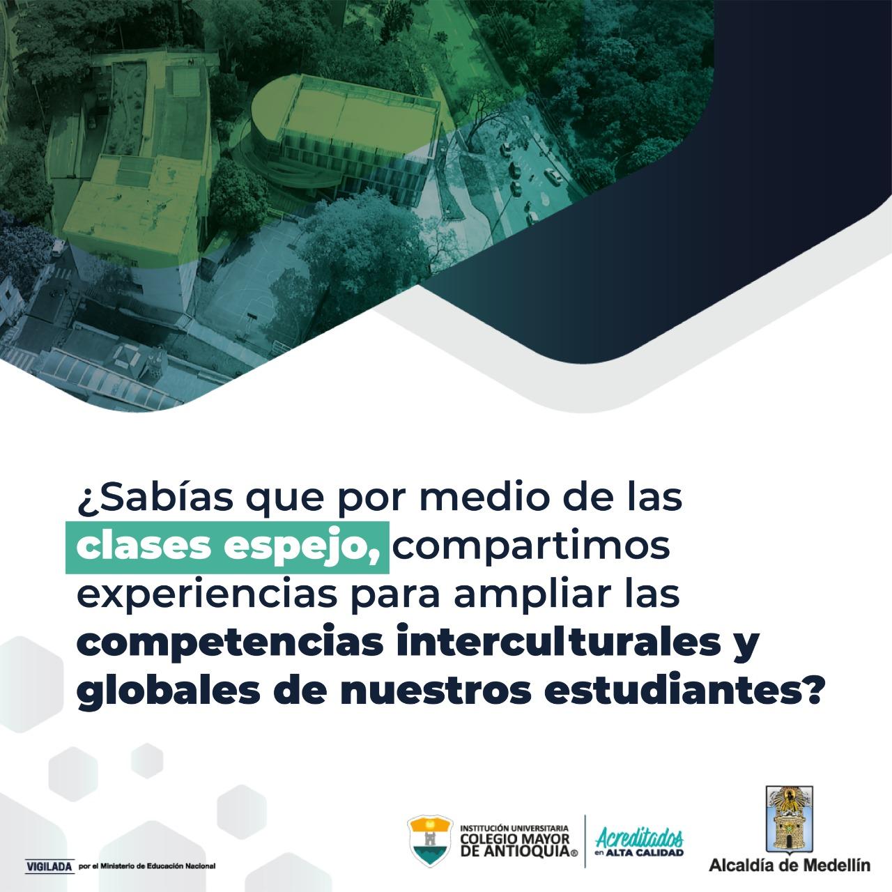 Clases espejo: internacionalización del currículo