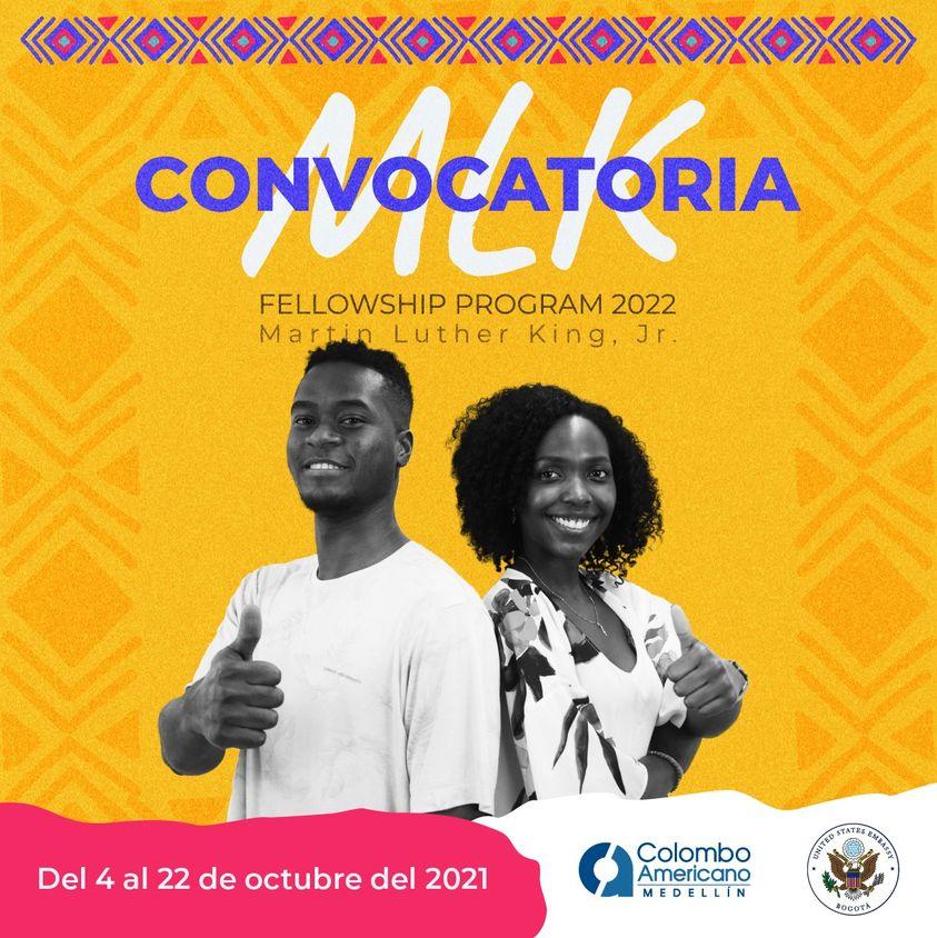 Becas para aprender inglés y liderazgo enfocadas en estudiantes afro e indígenas