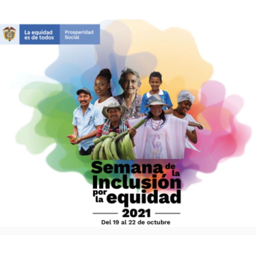 Semana de la inclusión por la equidad, de Prosperidad Social